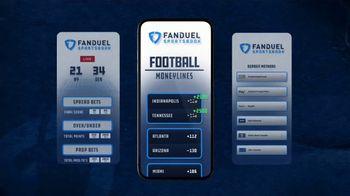 FanDuel TV Spot, 'Thursday Night Showdown: Indianapolis vs. Tennessee' - Thumbnail 6