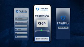 FanDuel TV Spot, 'Thursday Night Showdown: Indianapolis vs. Tennessee' - Thumbnail 7