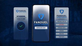 FanDuel TV Spot, 'Thursday Night Showdown: Indianapolis vs. Tennessee' - Thumbnail 8