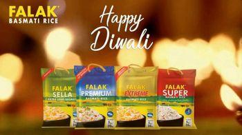 Falak Rice TV Spot, 'Happy Diwali' - Thumbnail 5