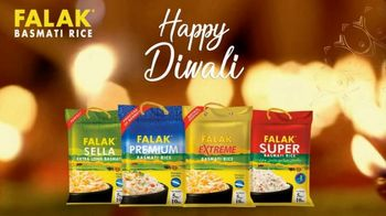 Falak Rice TV Spot, 'Happy Diwali' - Thumbnail 6
