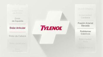 Tylenol TV Spot, 'Dolor articular' [Spanish]