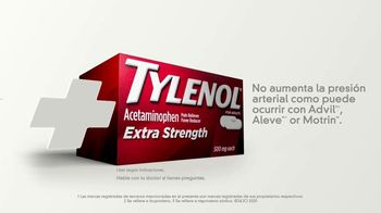 Tylenol TV Spot, 'Dolor articular' [Spanish] - Thumbnail 4