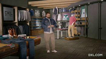 DXL Big + Tall TV Spot, 'Built to Fit. Built XL.' - Thumbnail 2