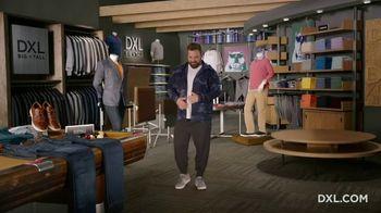 DXL Big + Tall TV Spot, 'Built to Fit. Built XL.' - Thumbnail 3