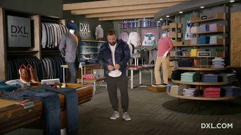DXL Big + Tall TV Spot, 'Built to Fit. Built XL.' - Thumbnail 4