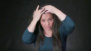 Capillus Cap+ Volumizing Keratin Brush TV Spot, 'Hide Thinning Hair' - Thumbnail 1