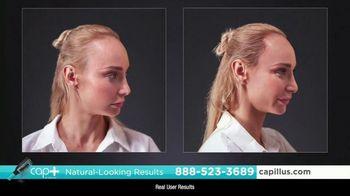 Capillus Cap+ Volumizing Keratin Brush TV Spot, 'Hide Thinning Hair' - Thumbnail 5