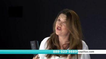 Capillus Cap+ Volumizing Keratin Brush TV Spot, 'Hide Thinning Hair' - Thumbnail 9