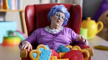 Greedy Granny and Pop! The Pig TV Spot, 'Don't Wake Granny'