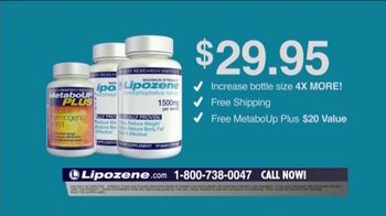 Lipozene TV Spot, 'The Evolutoin of Weight Loss' - Thumbnail 9