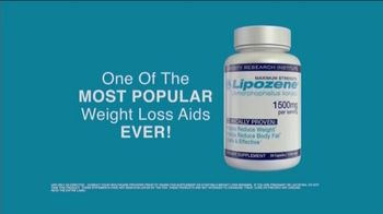 Lipozene TV Spot, 'The Evolutoin of Weight Loss' - Thumbnail 4