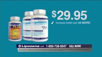 Lipozene TV Spot, 'The Evolutoin of Weight Loss' - Thumbnail 8