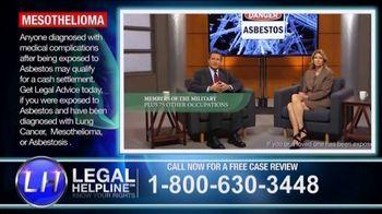 SWMW Law TV Spot, 'Asbestos Legal Helpline' - Thumbnail 1