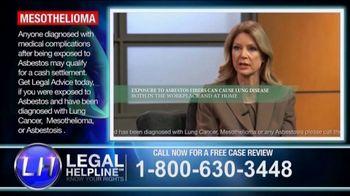 SWMW Law TV Spot, 'Asbestos Legal Helpline' - Thumbnail 2