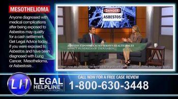 SWMW Law TV Spot, 'Asbestos Legal Helpline' - Thumbnail 3