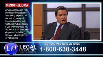 SWMW Law TV Spot, 'Asbestos Legal Helpline' - Thumbnail 7