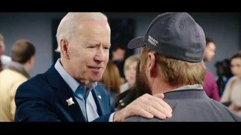 Biden for President TV Spot, 'An American President' - Thumbnail 1