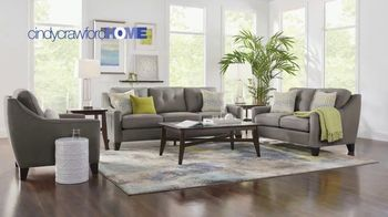 Rooms to Go Holiday Sale TV Spot, 'Cindy Crawford Home Eye-Catching Living Room Set: $1,499' - Thumbnail 2