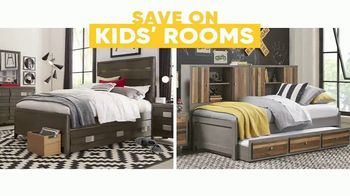 Rooms to Go Kids Holiday Sale TV Spot, '$888 Rooms' - Thumbnail 1