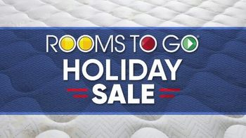 Rooms to Go Holiday Sale TV Spot, '$495 Queen Mattress' - Thumbnail 7