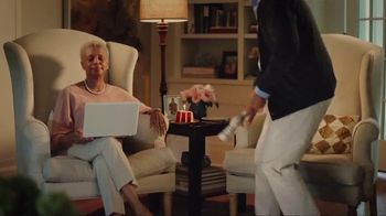 AT&T Fiber TV Spot, 'Special Lady: 100 Mbps for $35 per Month' - Thumbnail 1