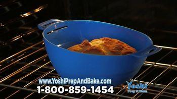 Yoshi Prep N Bake TV Spot, 'Convection Steam' - Thumbnail 5
