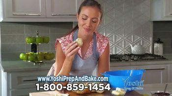 Yoshi Prep N Bake TV Spot, 'Convection Steam'