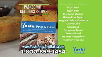 Yoshi Prep N Bake TV Spot, 'Convection Steam' - Thumbnail 9