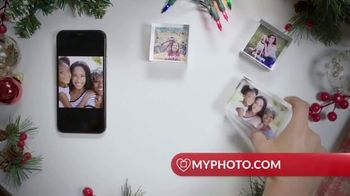 MyPhoto TV Spot, 'Holiday Gifts: Acrylic Blocks: 20% Off First Order' - Thumbnail 2