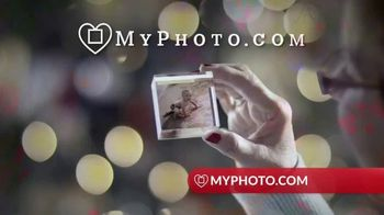 MyPhoto TV Spot, 'Holiday Gifts: Acrylic Blocks: 20% Off First Order' - Thumbnail 4