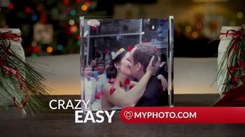 MyPhoto TV Spot, 'Holiday Gifts: Acrylic Blocks: 20% Off First Order' - Thumbnail 6