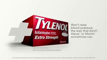 Tylenol TV Spot, 'Joint Pain and High Blood Pressure' - Thumbnail 4