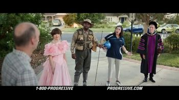 Progressive TV Spot, 'Drop Everything' - Thumbnail 8
