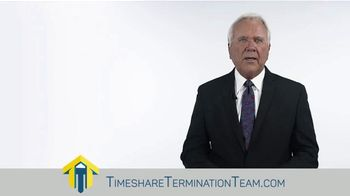 Timeshare Termination Team TV Spot, 'Costly Fees: 15% Off' - Thumbnail 1