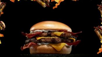 Carl's Jr. and Hardee's Monster Angus Thickburger TV Spot, 'Do Anything' - Thumbnail 2