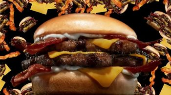 Carl's Jr. and Hardee's Monster Angus Thickburger TV Spot, 'Do Anything' - Thumbnail 3