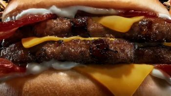 Carl's Jr. and Hardee's Monster Angus Thickburger TV Spot, 'Do Anything' - Thumbnail 5