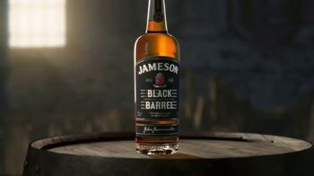 Jameson Black Barrel TV Spot, 'Touched by Fire'
