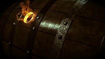 Jameson Black Barrel TV Spot, 'Touched by Fire' - Thumbnail 3