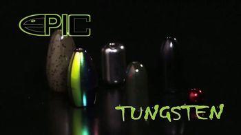 Epic Baits Fishing TV Spot, 'Tungsten Weights' - Thumbnail 4