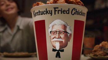 KFC $20 Fill Up TV Spot, 'Colonel Bucket' - 7445 commercial airings