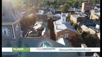 Winchester-Frederick County Convention & Visitors Bureau TV Spot, 'Change of Scenery' - Thumbnail 8