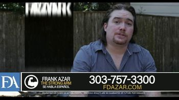 Franklin D. Azar & Associates, P.C. TV Spot, 'Motorcycle Wreck' - Thumbnail 4