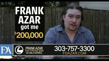 Franklin D. Azar & Associates, P.C. TV Spot, 'Motorcycle Wreck' - Thumbnail 5