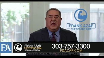 Franklin D. Azar & Associates, P.C. TV Spot, 'Motorcycle Wreck' - Thumbnail 7