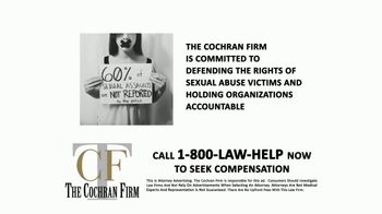 The Cochran Law Firm TV Spot, 'Child Victims Act'