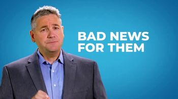 DebtBlue TV Spot, 'Drowning in Debt'