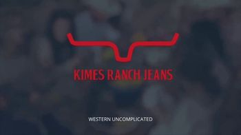 Kimes Ranch Jeans TV Spot, 'Any Occasion' Song by Ezra Vine - Thumbnail 10