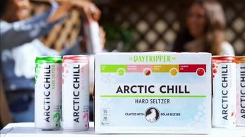 Arctic Chill Hard Seltzer TV Spot, 'Crafted With Polar' - Thumbnail 1